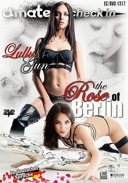Cover von 'Lullu Gun: The Rose Of Berlin'