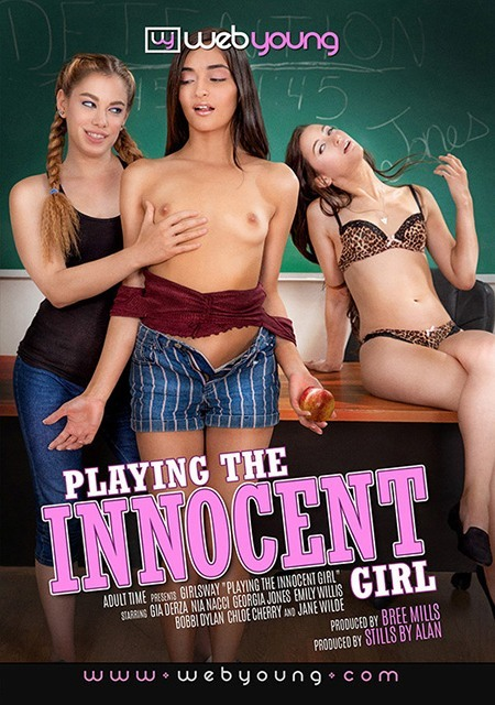 Cover von 'Playing The Innocent Girl'