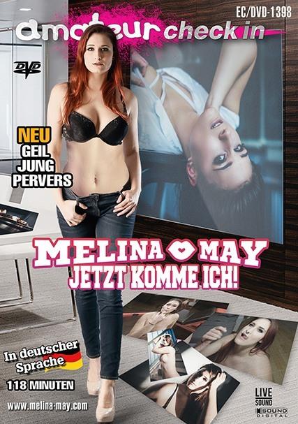 Cover von 'Melina May: Jetzt komme ich'