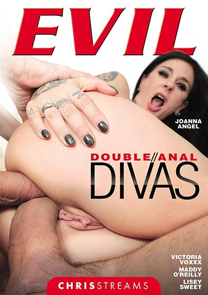 Cover von 'Double Anal Divas'