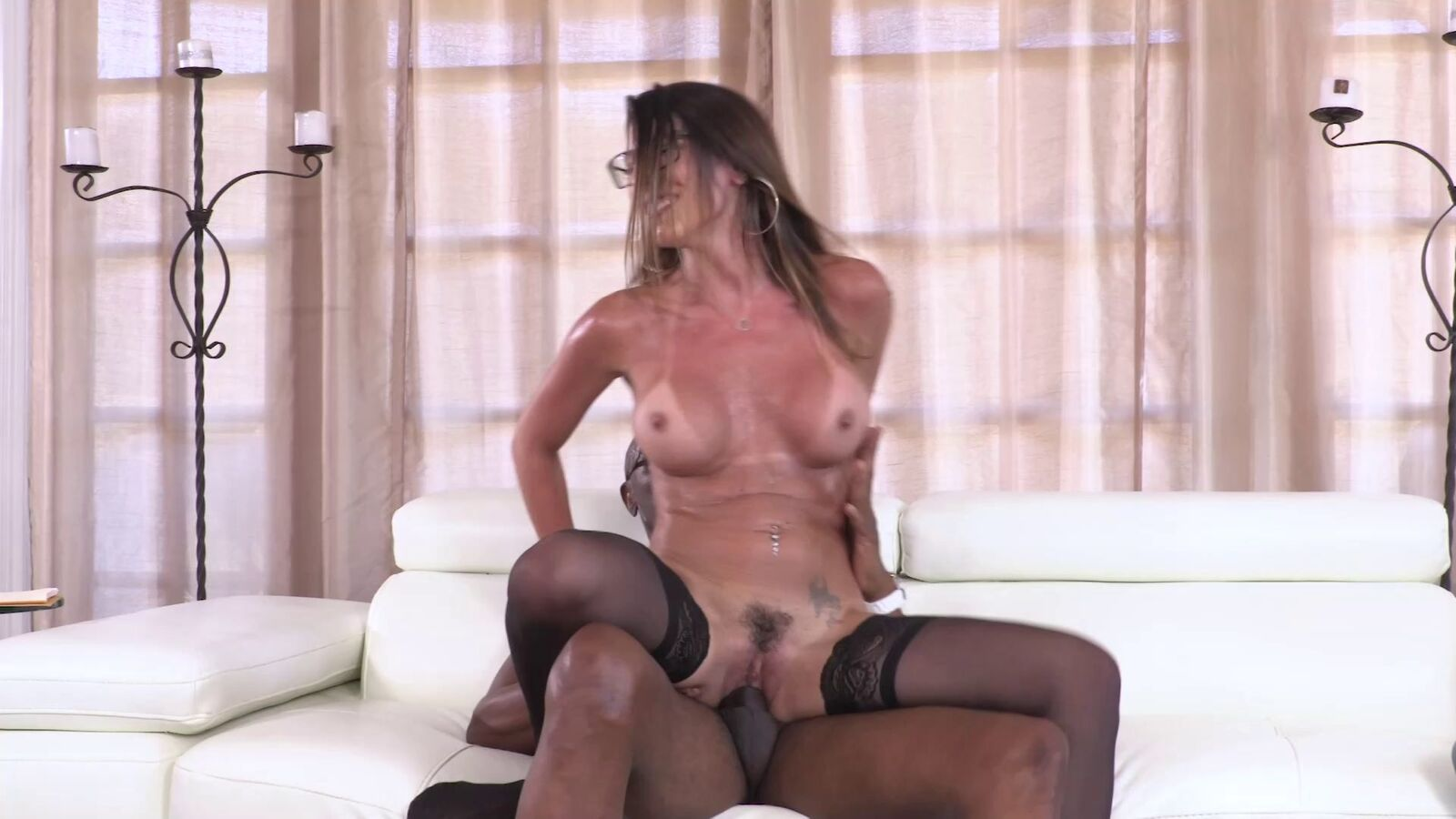 My Wife's First Black Cock