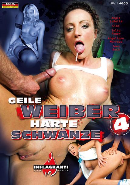 Cover von 'Geile Weiber harte Schwänze 4'